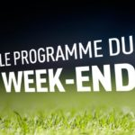 Programme du weekend du 24 & 25 Octobre