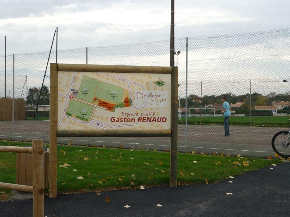Arrêté municipal Stade Gaston Renaud