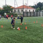 Initiation au football pour les élèves de Saint Jean Baptiste
