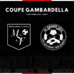 Tirage du 1er tour Coupe Gambardella