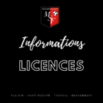 Informations licences