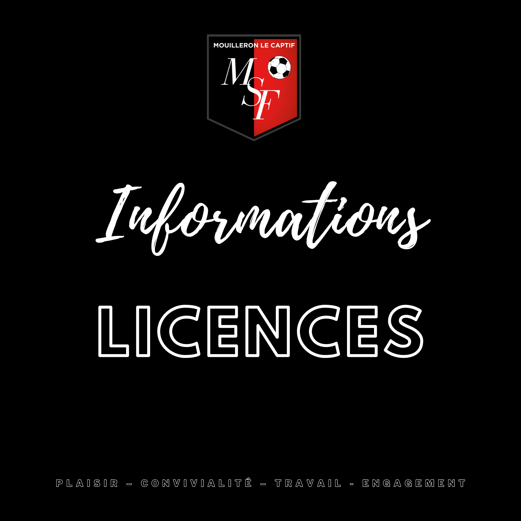 You are currently viewing Informations licences