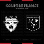 Tirage 1er tour de Coupe de France