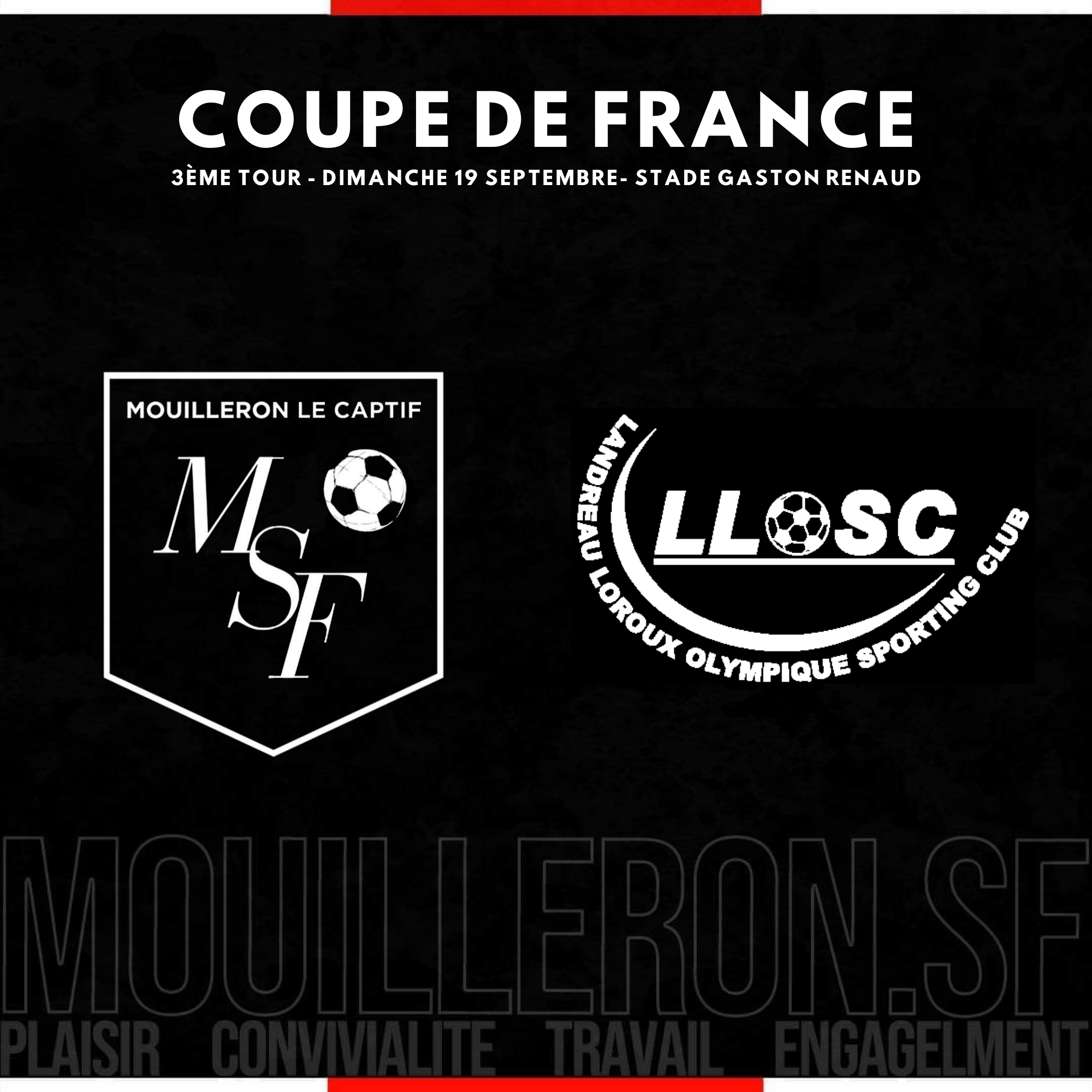 You are currently viewing Coupe de France : tirage du 3ème tour