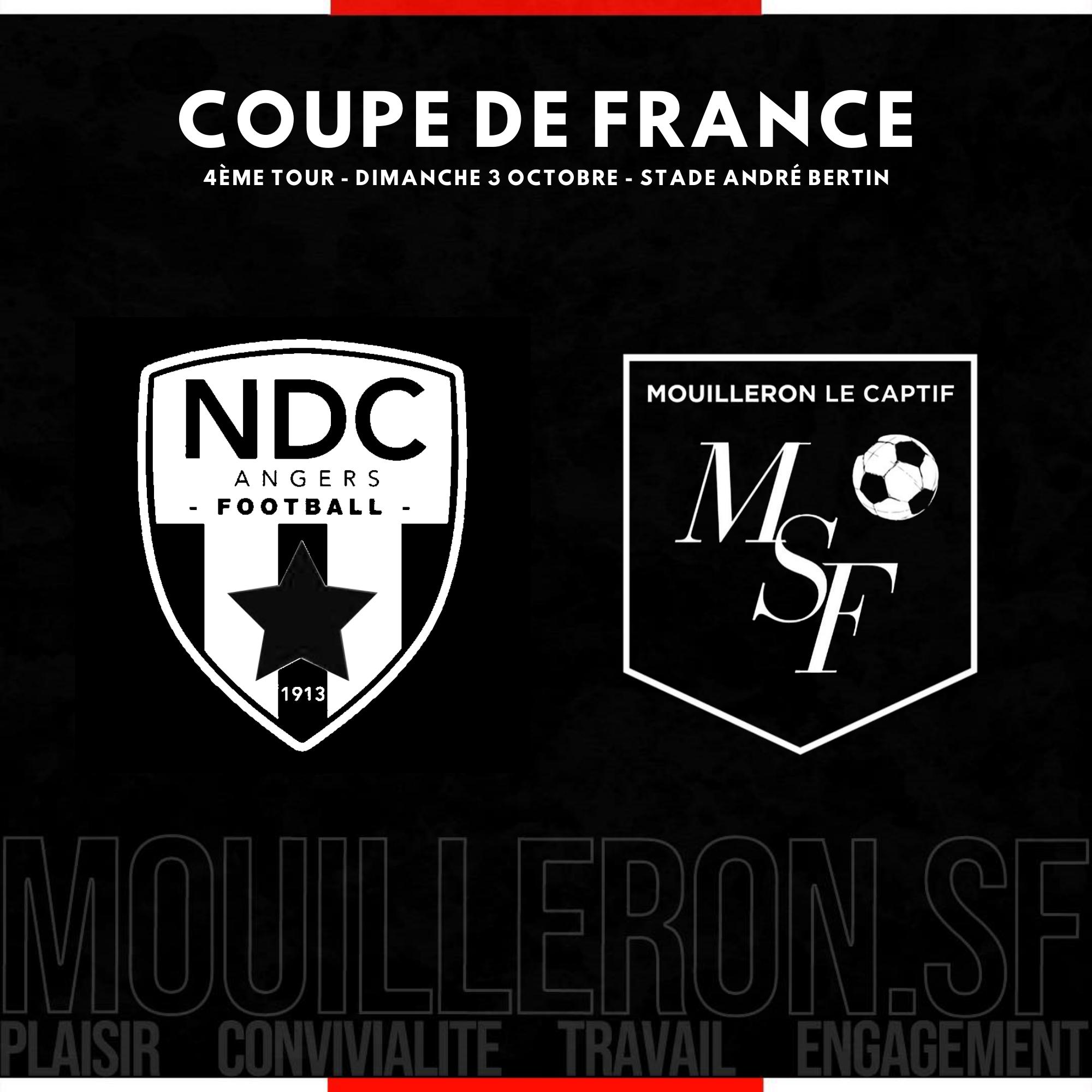You are currently viewing Coupe de France : tirage du 4ème tour