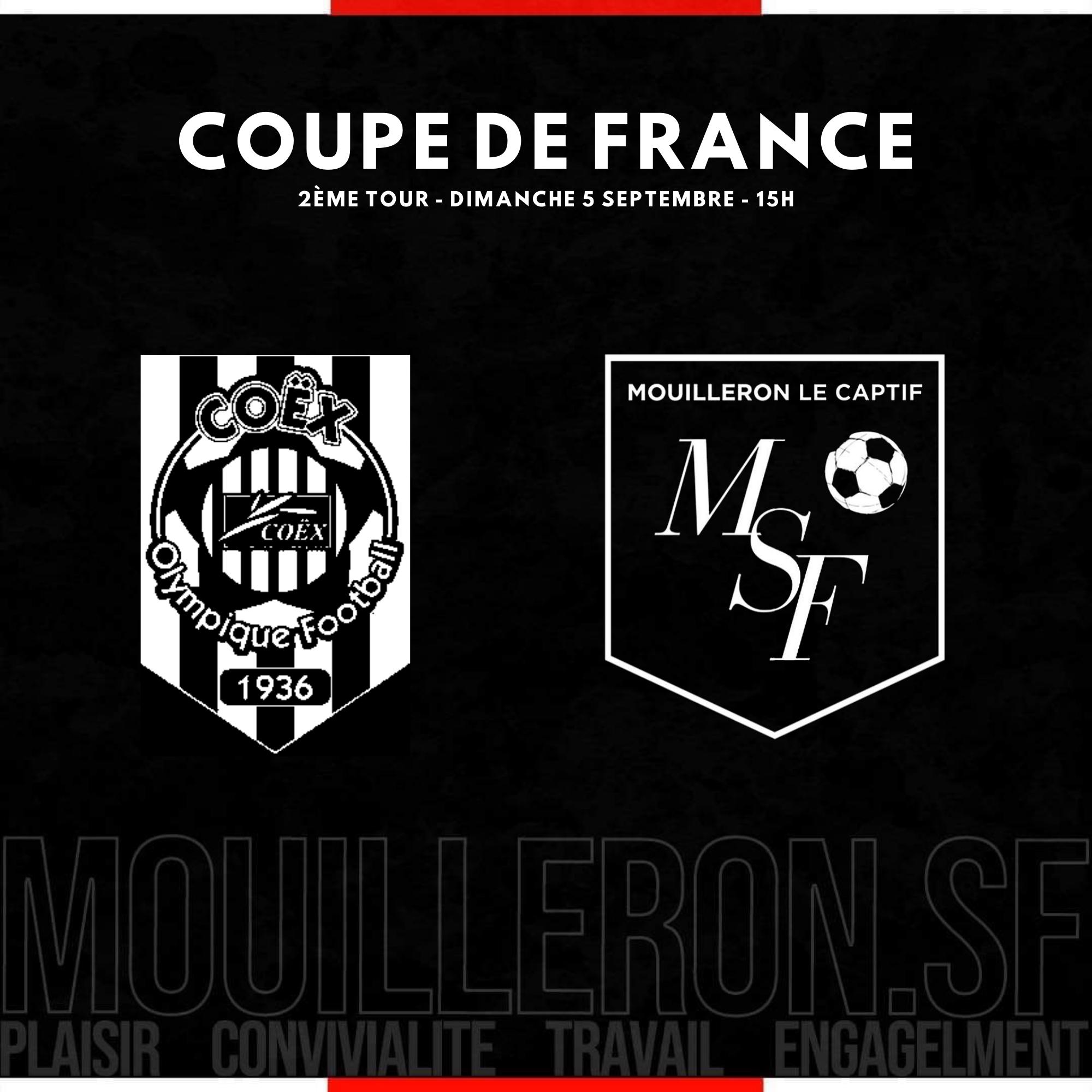You are currently viewing Tirage 2ème Tour de Coupe de France
